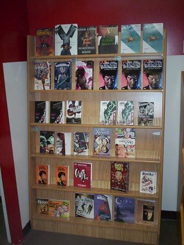 Featured independent collections.